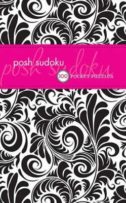 Posh Sudoku by The Puzzle Society image