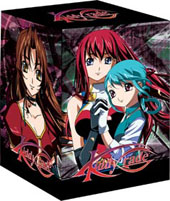 Kiddy Grade - Vol. 1: Peacekeeper (Collector's Box) on DVD