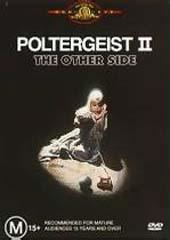 Poltergeist 2 on DVD