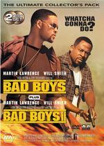 Bad Boys Plus Bad Boys II - The Ultimate Collector's Pack (2 Disc Set) on DVD