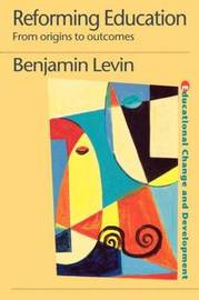Reforming Education by Benjamin Levin image