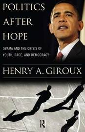Politics After Hope by Henry A Giroux image