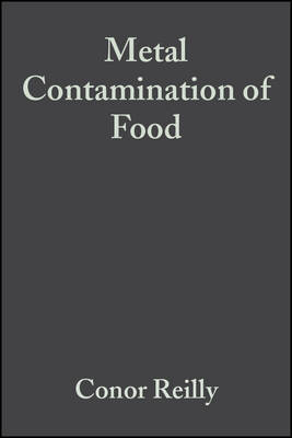 Metal Contamination of Food by Conor Reilly image