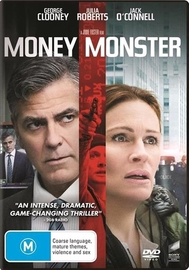 Money Monster on DVD