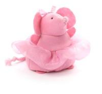 Gund: Ballerina Mouse - Pink