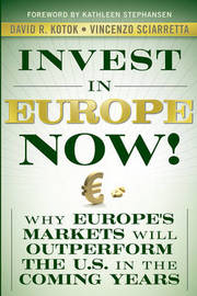Invest in Europe Now! by David R. Kotok image