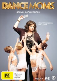Dance Moms - Season 3: Collection 1 on DVD