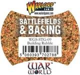 Warlord Scenics: Building Rubble