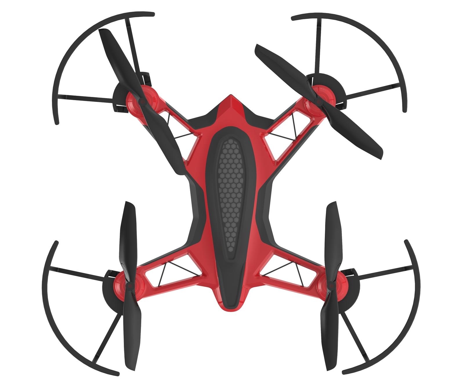 Nikko: R/C Mini Drone - Red image