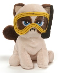 Box O Grump: Grumpy Cat Fishing Plush