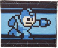 Mega Man - Sublimated Bi-Fold Wallet