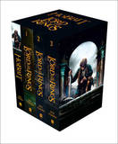 The Hobbit & Lord of the Rings Box Set (All 4 Books) by J.R.R. Tolkien
