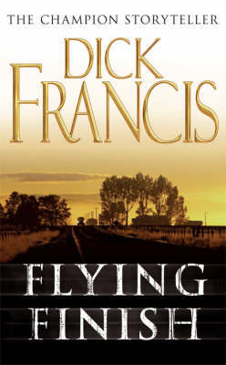 Flying Finish by Dick Francis image