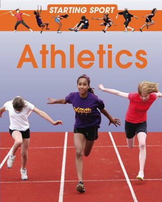 Athletics by Rebecca Hunter
