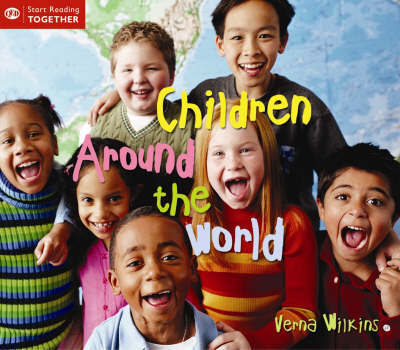 Children Around the World by Verna Allette Wilkins