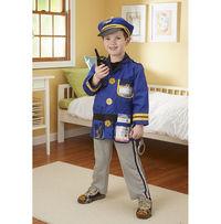Melissa & Doug: Police Officer Costume Role Play Set