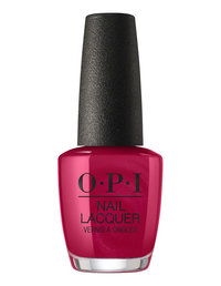 OPI Nail Lacquer - OPI Red L72 (15ml)