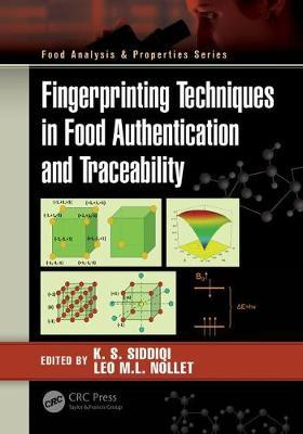 Fingerprinting Techniques in Food Authentication and Traceability image