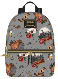 Loungefly: Harry Potter - Props Print Backpack image