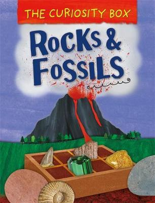 The Curiosity Box: Rocks and Fossils by Peter Riley image