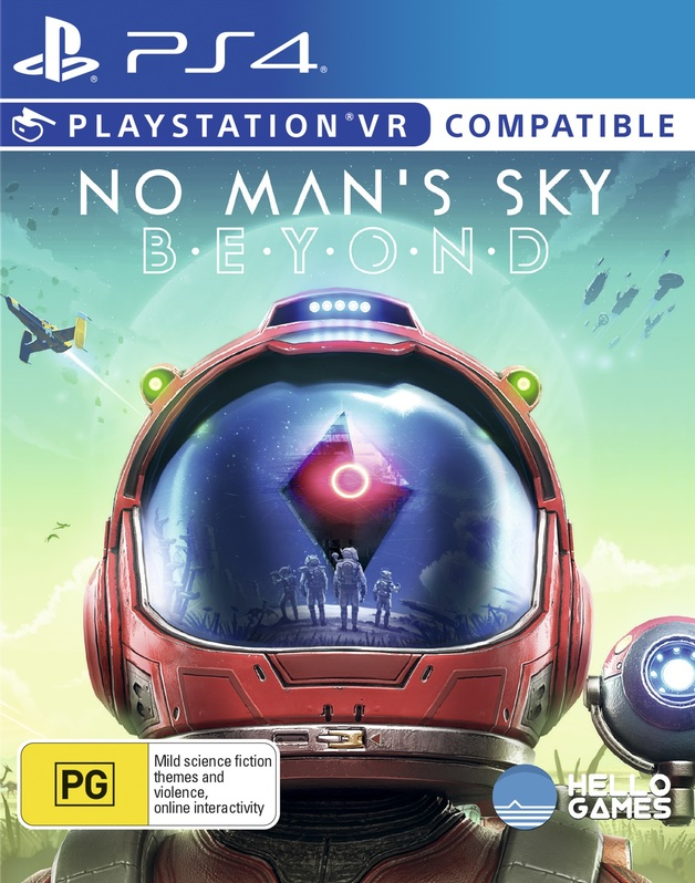 No Man's Sky Beyond for PS4