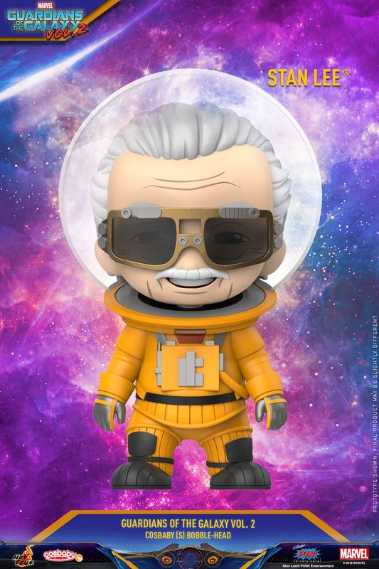 Guardians of the Galaxy: Vol 2 - Stan Lee (Cameo) Cosbaby Figure