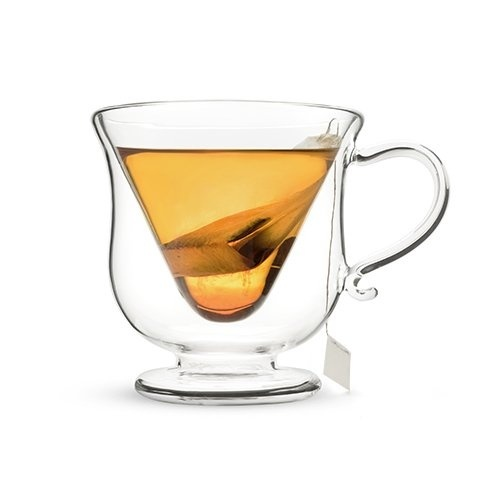 Mar-Tea-Ni: Double Wall Glass