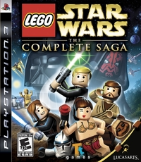 Lego Star Wars: The Complete Saga for PS3 image