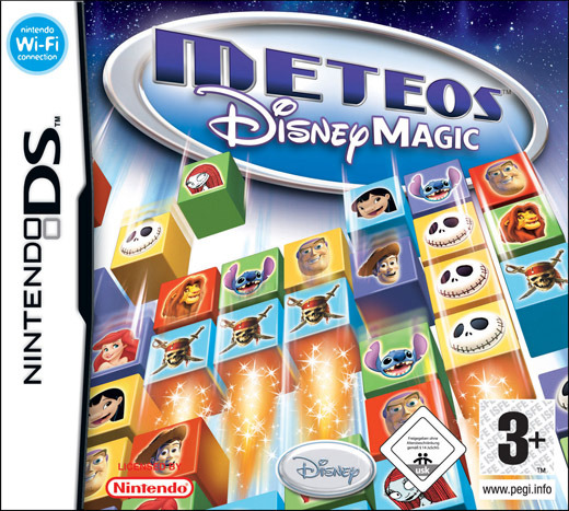 Meteos: Disney Magic for Nintendo DS