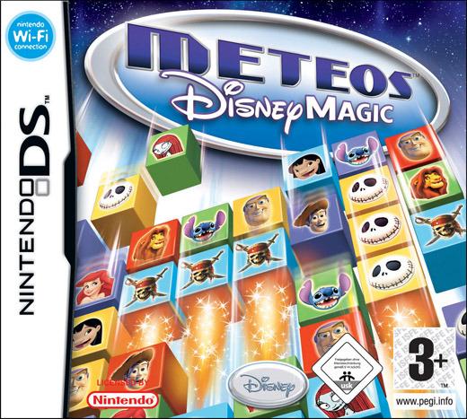 Meteos: Disney Magic for Nintendo DS