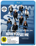 Now You See Me on Blu-ray