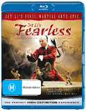 Fearless on Blu-ray