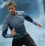"Avengers 2 - Quicksilver 12"" Action Figure"