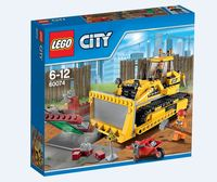 LEGO City - Bulldozer (60074)