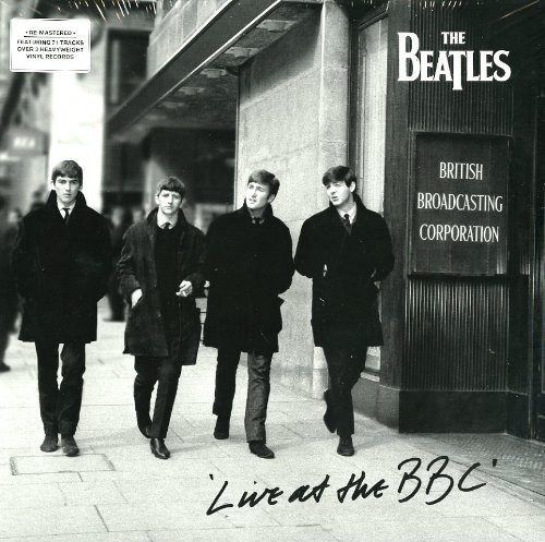 Live At The BBC (3LP) by The Beatles
