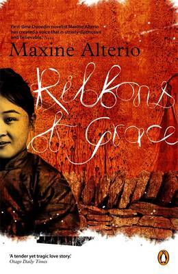 Ribbons Of Grace B Fmt by Maxine Alterio