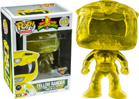 Power Rangers - Yellow Ranger (Morphing) Pop! Vinyl Figure