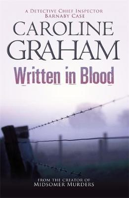 Written in Blood by Caroline Graham