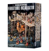 Warhammer 40,000 Sector Mechanicus: Ferratonic Incinerator
