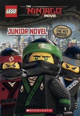 The LEGO Ninjago Movie: Junior Novel by Kate Howard image