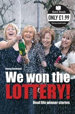 We Won The Lottery by Danny Buckland image