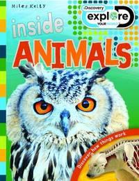 Discovery Inside: Animals by Steve Parker
