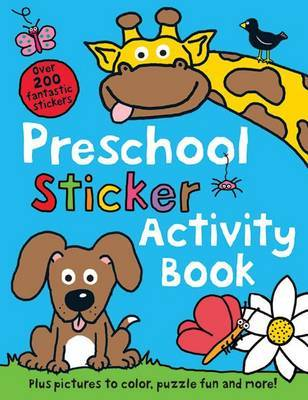Preschool Color and Activity Book by Roger Priddy