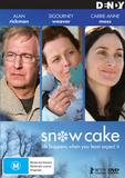 Snow Cake DVD
