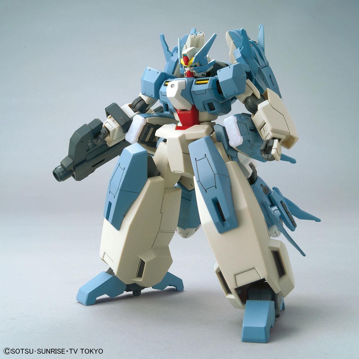 HGBD 1/144 Seravee Gundam Scheherazade - Model Kit image