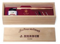 "J Herbin: Calligraphy Box Set ""La perle des encres"""