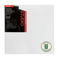 Jasart: Studio Thick Edge Canvas - 10 x 10