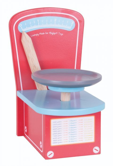 Bigjigs: Kitchen Scales - Roleplay Set