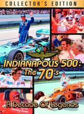 Indianapolis 500 - Legacy Series 70's on DVD