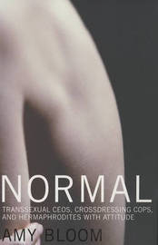 Normal by Amy Bloom image